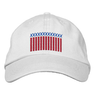 The Stars & Stripes of America, Old Glory Embroidered Baseball Cap