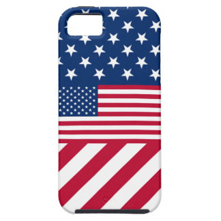 The Stars The Stripes and the American Flag Pride iPhone SE/5/5s Case