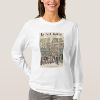 The Start of the Road Race T-Shirt