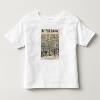 The Start of the Road Race Toddler T-shirt