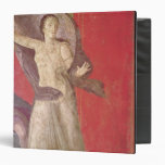 The Startled Woman, North Wall 3 Ring Binder