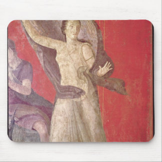 The Startled Woman, North Wall Mouse Pad
