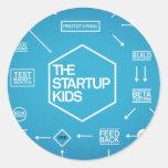 The Startup Kids Sticker