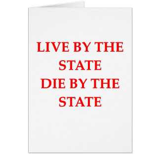 the state card