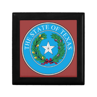The State Seal of Texas Gift Boxes