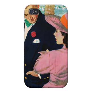 The Stategy of Love iPhone 4/4S Case