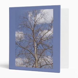 The Stately Indiana Sycamore 3 Ring Binder