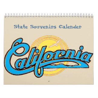 The States Souvenir Calender Calendar