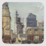 The Statue of Liberty, by Bartholdi Square Sticker