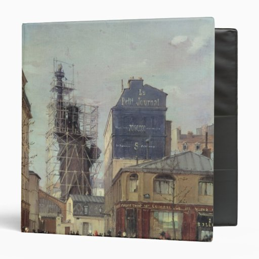 The Statue of Liberty, by Bartholdi Vinyl Binders