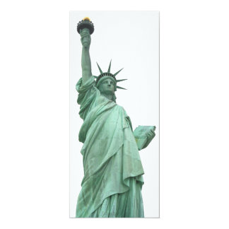 The Statue of Liberty Card
