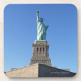 The Statue of Liberty Drink Coaster