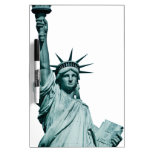 The Statue of Liberty Dry Erase Boards