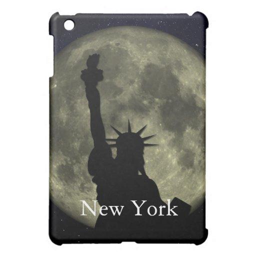 the statue of liberty iPad mini cover