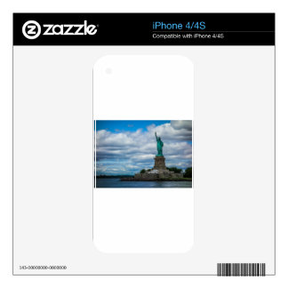 The Statue of Liberty iPhone 4 Skin