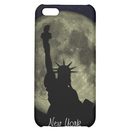 the statue of liberty iPhone 5C cases