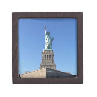 The Statue of Liberty Jewelry Box