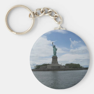 The Statue of Liberty Key Chains
