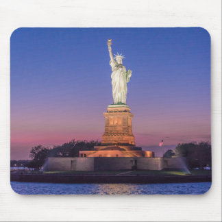 The Statue of Liberty Mousepad