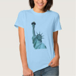The Statue of Liberty, New York City T Shirts