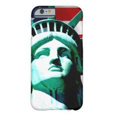 The Statue of Liberty, New York, NY Barely There iPhone 6 Case
