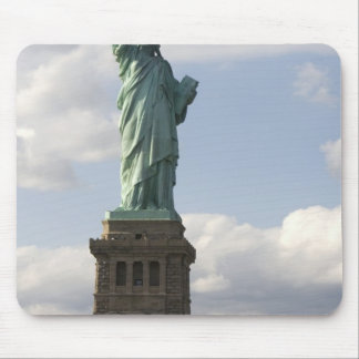 The Statue of Liberty on Liberty Island in New Mouse Pad