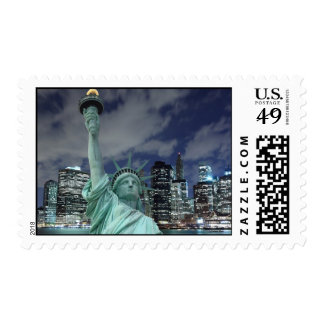 The Statue of Liberty Stamps