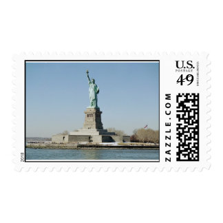The Statue of Liberty Postage