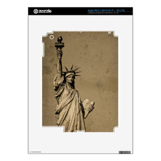 The Statue Of Liberty iPad 3 Skins