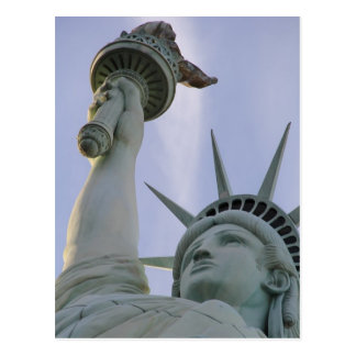 The Statue of Liberty- Statua della Libertà Postcard