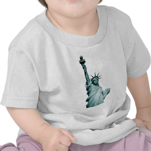 The Statue of Liberty T-shirts