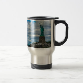 The Statue of Liberty Travel Mug