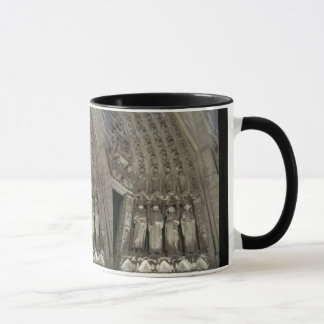 The Statutes of Notre Dame Mug