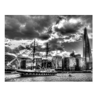 The Stavros N Niarchos London Postcard