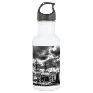 The Stavros N Niarchos London Stainless Steel Water Bottle