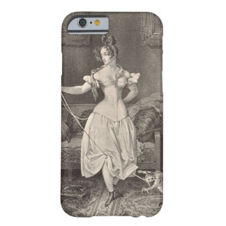 The Stay-lace, engraved by Alfred Leon Lemercier ( Barely There iPhone 6 Case
