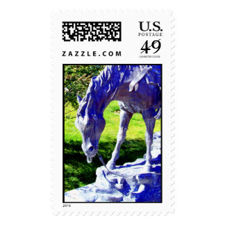 """The Steed"" Postage"