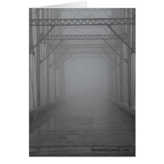The Steel Bridge Card