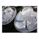 The Steelpan, national musical instrument Postcard
