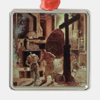 The Steelworks Christmas Ornament