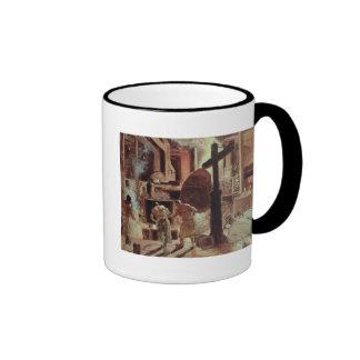The Steelworks Ringer Mug