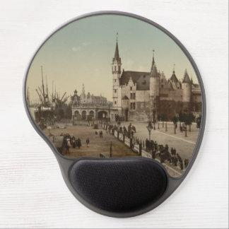 The Steen, Antwerp, Belgium Gel Mouse Mat