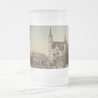 The Steen, Antwerp, Belgium Coffee Mugs