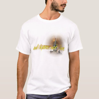 """""""The Steeple & Clanging Cymbal"""" T-Shirt"""