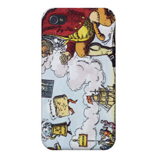 The Stepping Stone,John Bull peeping into iPhone 4/4S Cases