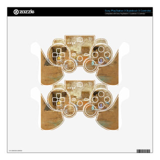 The Steps by James McNeill Whistler Skin For PS3 Controller