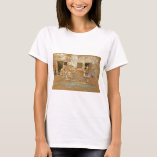 The Steps by James McNeill Whistler T-Shirt