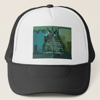 THE STEPS TRUCKER HAT