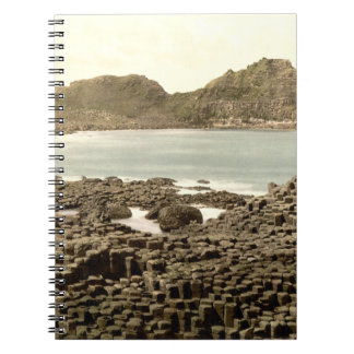 The Steuchans, Giant's Causeway, County Antrim Notebook