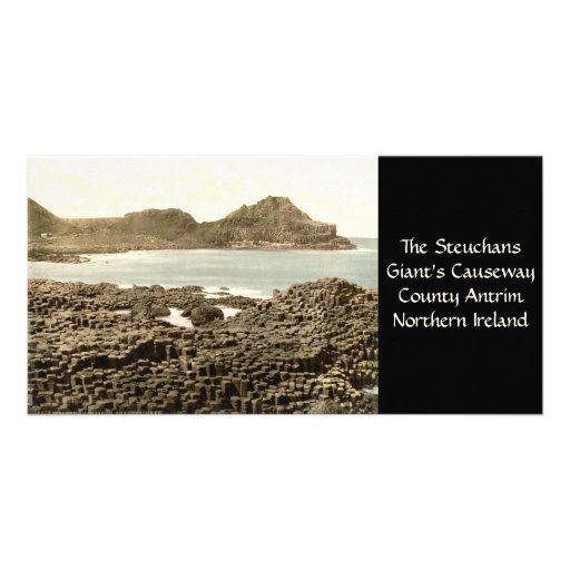 The Steuchans, Giant's Causeway, County Antrim Picture Card